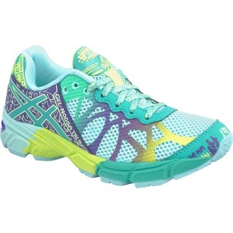Asics Gel Noosa Tri 9 Athletic Shoes Grade School Girls
